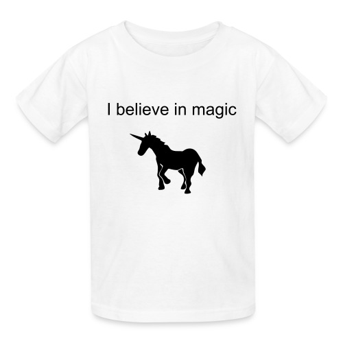 I believe...tee - Kids' T-Shirt