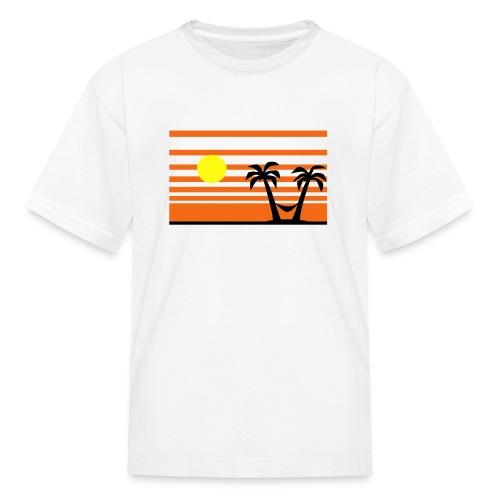 Summertime - Kids' T-Shirt