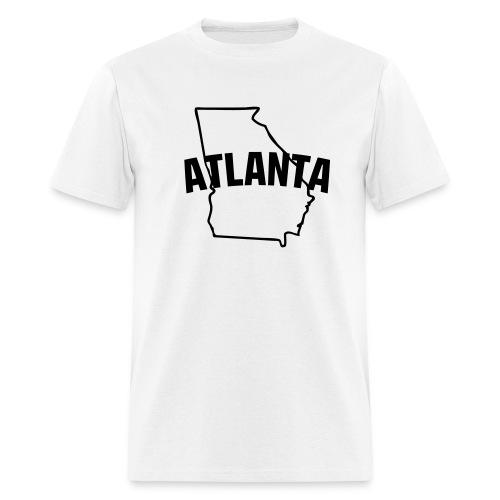 Atlanta Georgia T - Men's T-Shirt