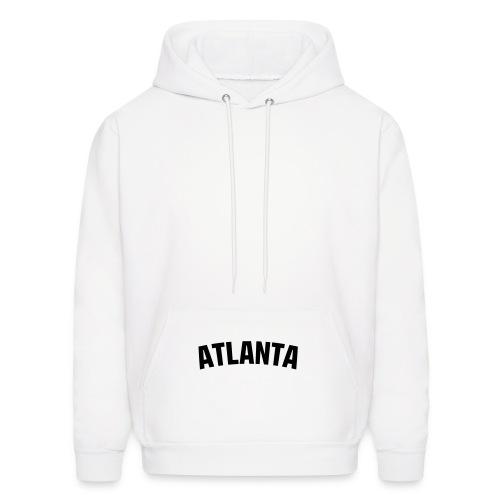 Atlanta GA Hooded Sweatshirt - Men's Hoodie
