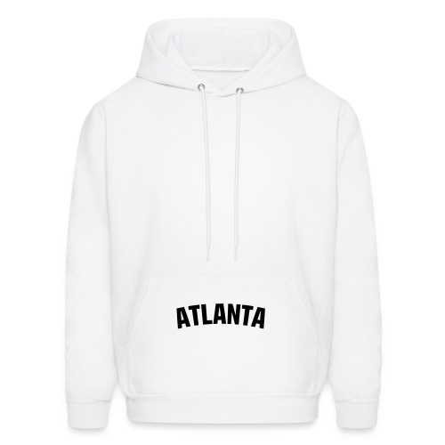 Atlanta GA Hooded Sweatshirt - Men's Hoodie