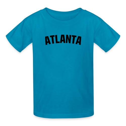 Atlanta GA Children's T-Shirt - Kids' T-Shirt