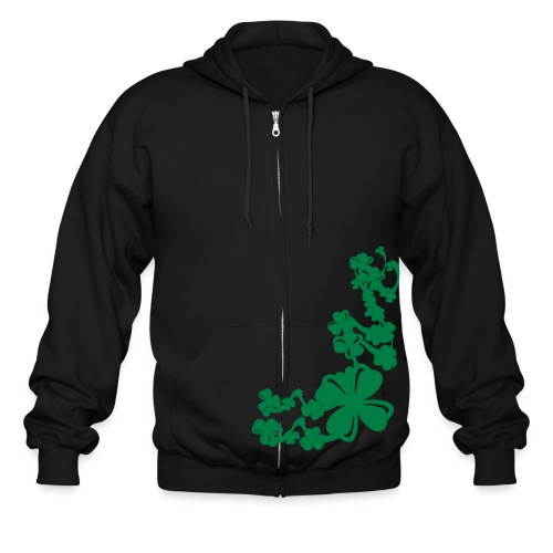 Shamrocks - Men's Zip Hoodie
