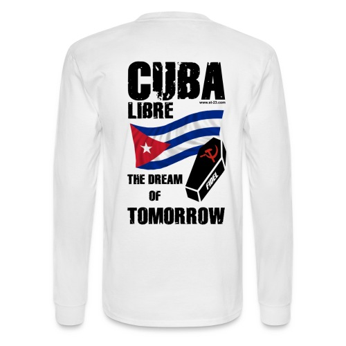 the dream of tomorrow - Men's Long Sleeve T-Shirt