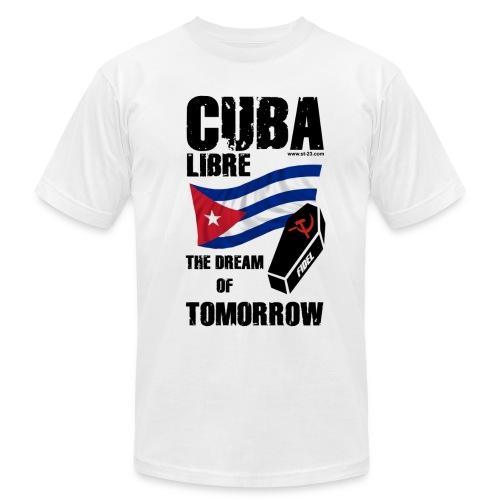 Cuba t-shirt - Men's Fine Jersey T-Shirt