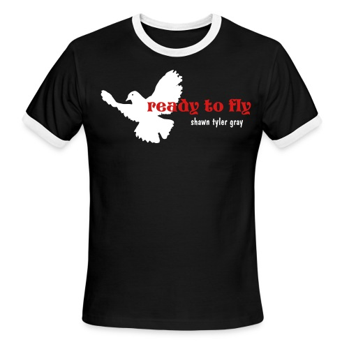 Ready To Fly - Men's Ringer T-Shirt