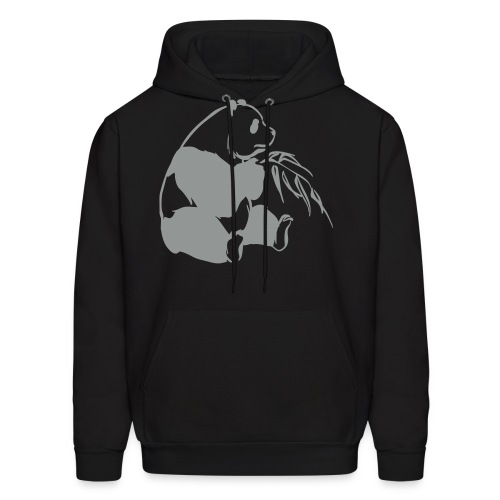 panda sweatshirt - Men's Hoodie