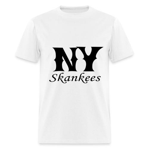 gutta ny skankeez - Men's T-Shirt