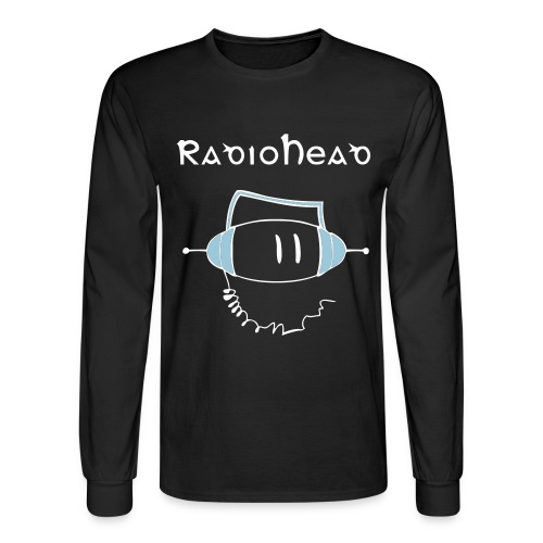 Men's Long Sleeve T-Shirt - RadioHead