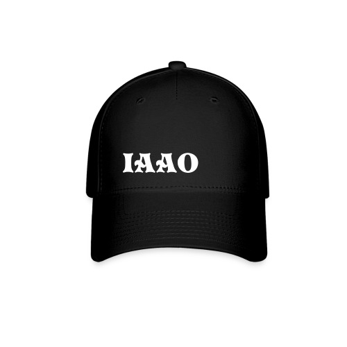 Black cap with IAAO logo - Baseball Cap