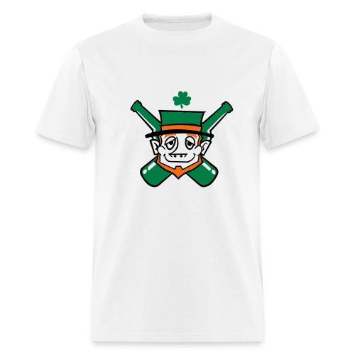 white T - Men's T-Shirt