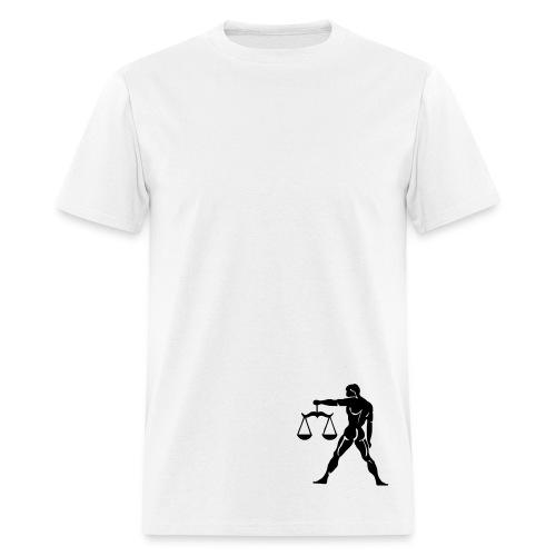 Libra Tee - Men's T-Shirt