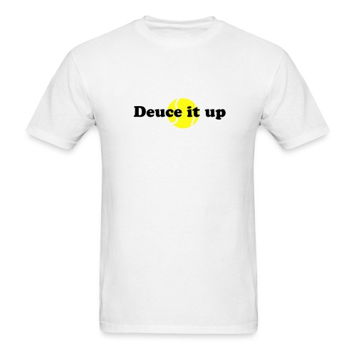 Deuce it Up Lightweight T-Shirt - Men's T-Shirt