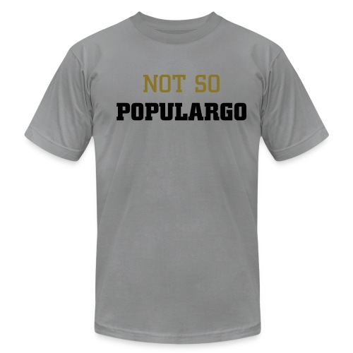High Quality Populargo Shirt - Men's Fine Jersey T-Shirt