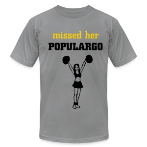 High Quality Populargo Shirt - Men's T-Shirt by American Apparel