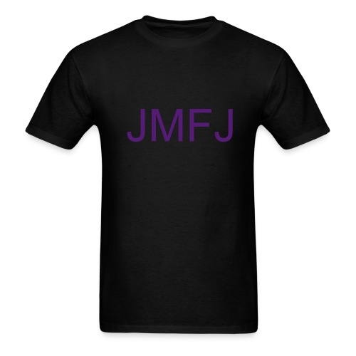 JMFJ JohnsOWNED Purple - Men's T-Shirt