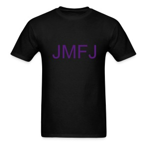 JMFJ Purple - Men's T-Shirt