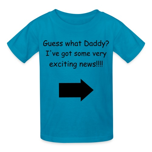 BorZING - I'm going to be a big sister! - Kids' T-Shirt