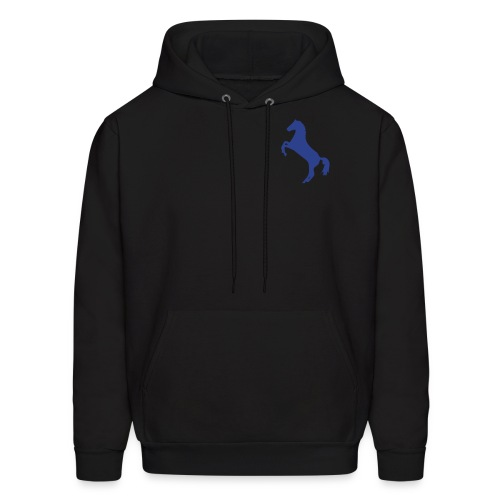 Patton BLACK hooded sweatshirt - Men's Hoodie