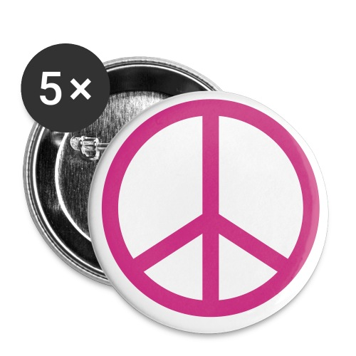 peace  - Large Buttons