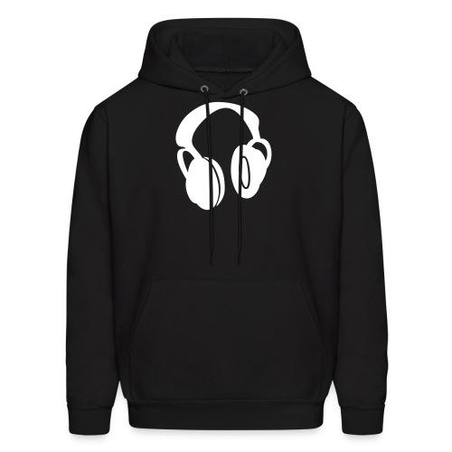 headphone hoodie 2 - Men's Hoodie