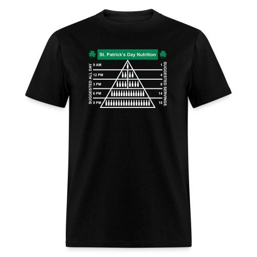 Beer Nutrition - Men's T-Shirt