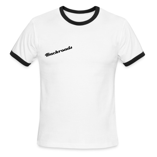 Backroads Jim Tee - Men's Ringer T-Shirt