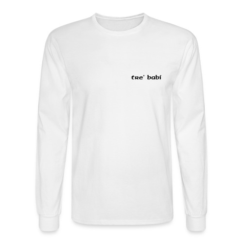 tre' babi - Men's Long Sleeve T-Shirt