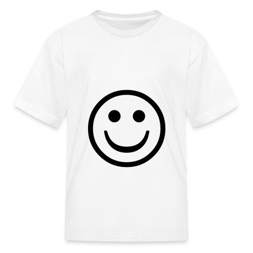 Smiley Children's T-Shirt - Kids' T-Shirt
