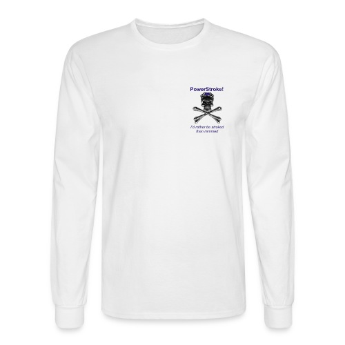 TeamBud4 - Men's Long Sleeve T-Shirt