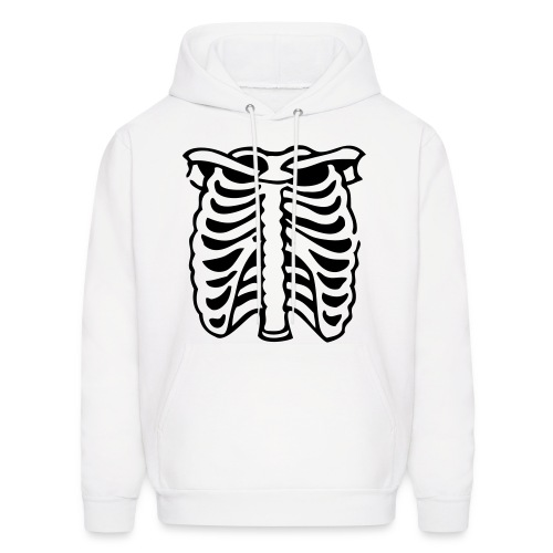 Boney(White) - Men's Hoodie