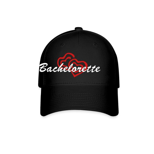 Bachelorette Double Heart Cap - Baseball Cap