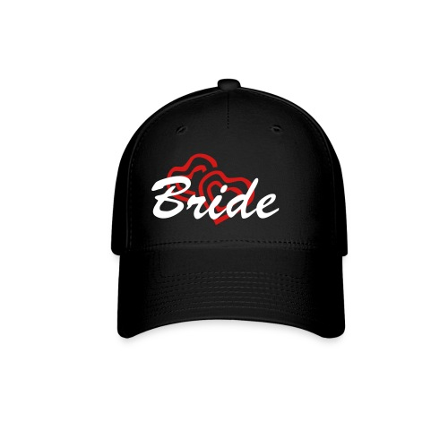 Bride Double Heart Cap - Baseball Cap