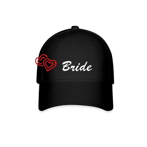Bride Hearts Cap - Baseball Cap