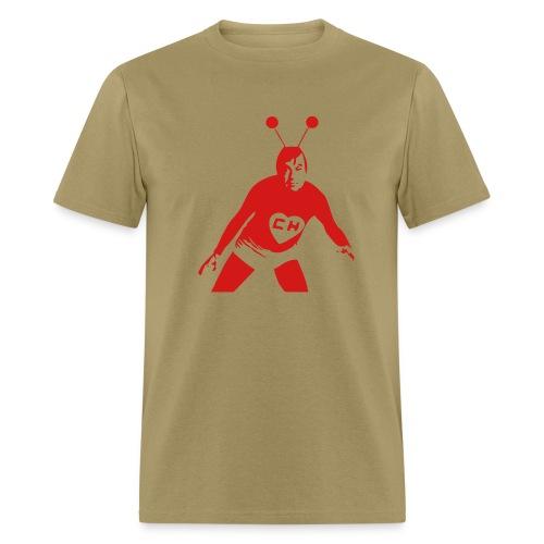 Zapper T-Shirt - Men's T-Shirt
