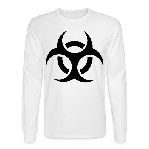 Ring Binder Sweater - Men's Long Sleeve T-Shirt