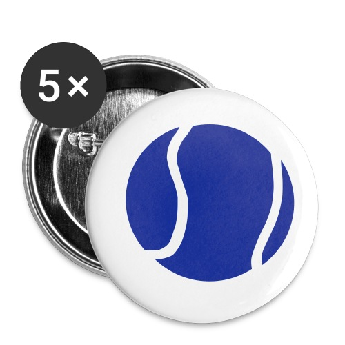 Sporty Buttons - Buttons small 1'' (5-pack)
