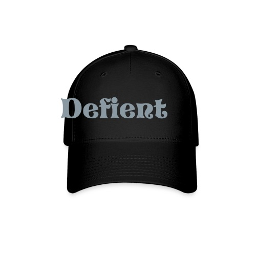 Fitted Defient Cap - Baseball Cap