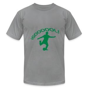 G.U.N.ENT - Men's Fine Jersey T-Shirt
