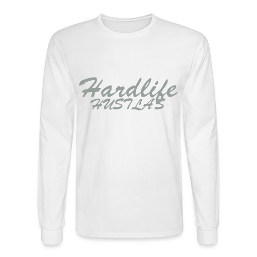 HARDLIFE HUSTLA'S - Men's Long Sleeve T-Shirt
