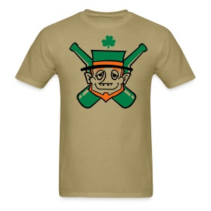 Drunk Irish - Men's T-Shirt