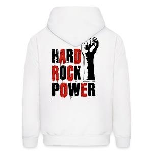 Hard Rock - Men's Hoodie