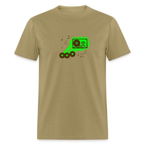 Mixtape King - Men's T-Shirt