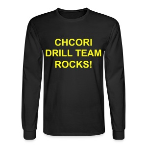 Men's CHCORI Long Sleeve T-Shirt - Men's Long Sleeve T-Shirt