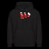 Hoodies ~ Men's Hoodie ~ [moai]