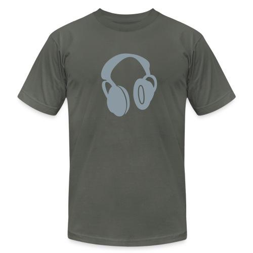 Headphones Tee - Men's Fine Jersey T-Shirt