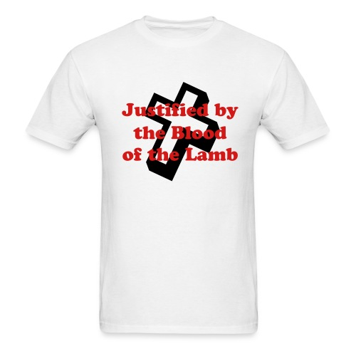 Justified - Men's T-Shirt