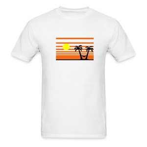 Summertime - Men's T-Shirt
