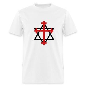 Salvation in Christ t-shirt - Men's T-Shirt