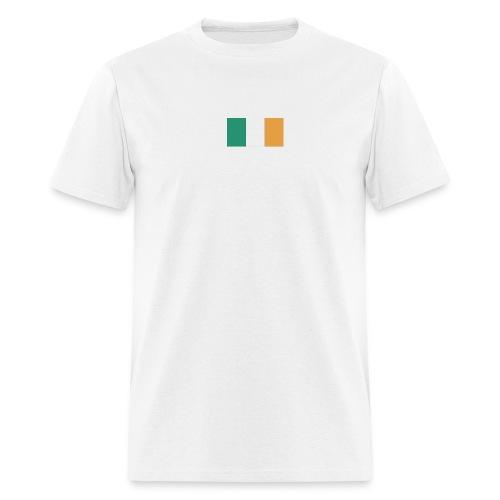 irish flag - Men's T-Shirt